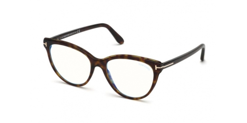 Tom Ford Tom Ford TF5618-B Blue Control TF 5618-B 052 Dark Havana