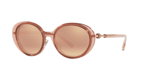 Bvlgari Bvlgari BV6117 20144Z Rose Gold/Transparent Pink