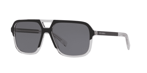 Dolce & Gabbana Dolce & Gabbana DG4354 501/81 Matte Black Polarized
