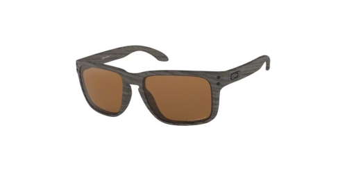 Oakley HOLBROOK XL POLARIZED OO9417 06 Woodgrain