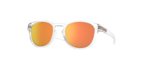 Oakley LATCH OO9265 926552 Matte Clear Polarized
